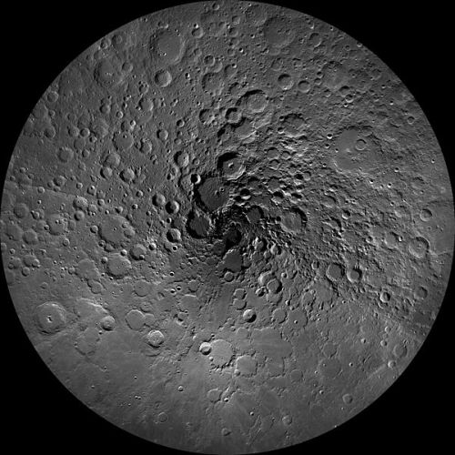 Earth's Moon Image