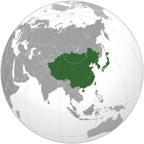 East Asia Facts