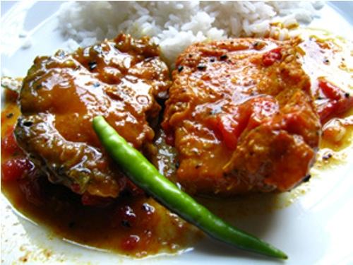 East India Dish