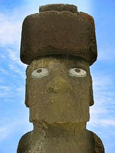 Easter Island Heads Image