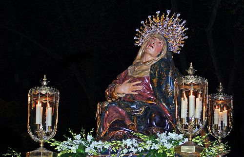 Easter in Spain Image