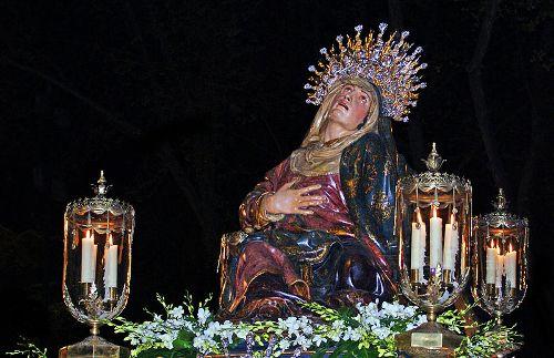 Easter in Spain Image
