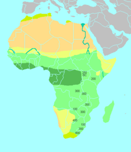Facts about Eastern Africa