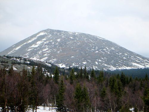 Mount Iremel