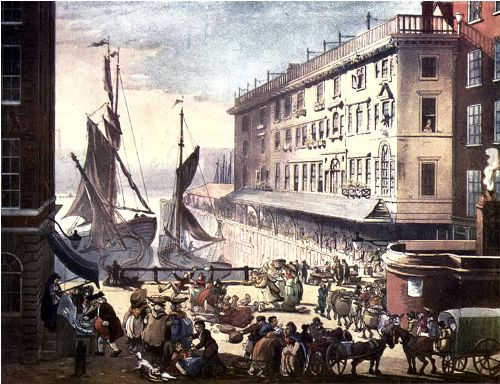 East End of London Fish Market