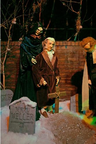 Ebenezer Scrooge Image