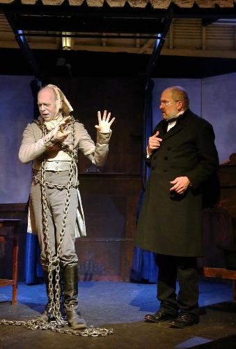 Ebenezer Scrooge Pic