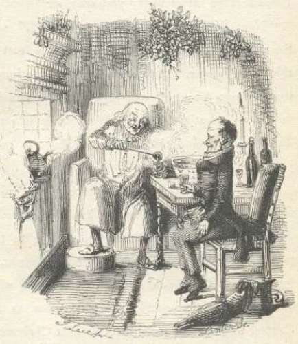 Facts about Ebenezer Scrooge