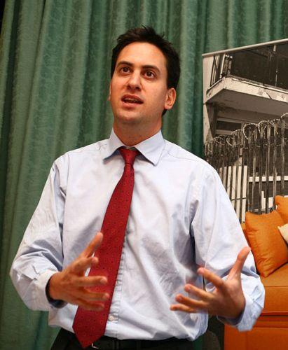 Ed Miliband 2007