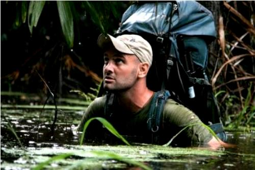 10 Facts About Ed Stafford Fact File