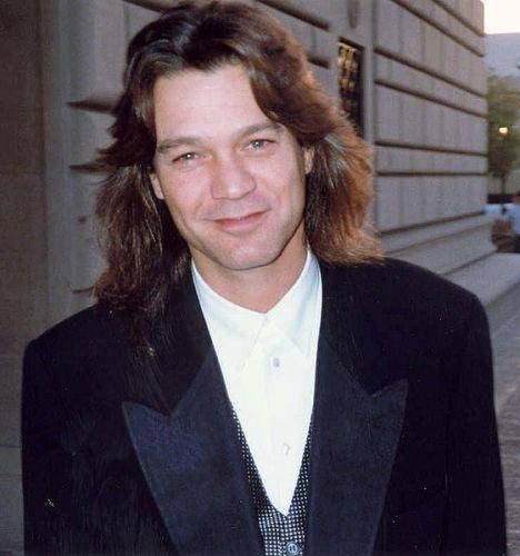 Eddie van Halen 1993