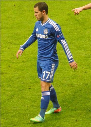 Eden Hazard Pic