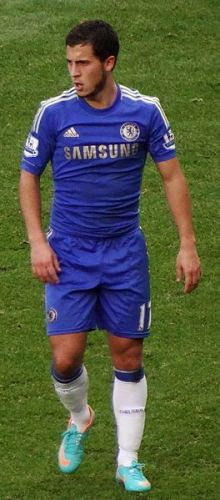 Eden Hazard Pictures