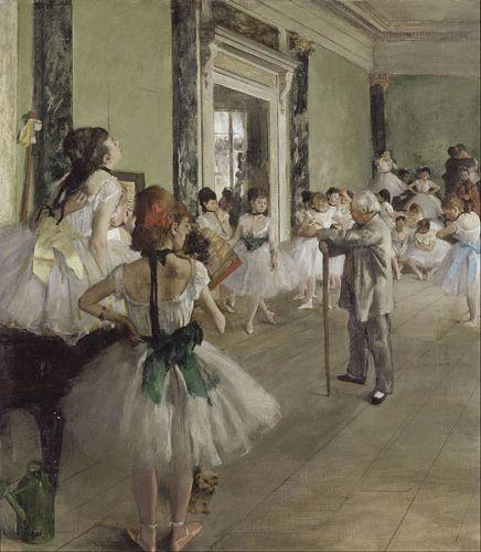 Edgar Degas Facts