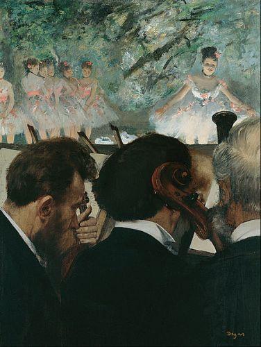 Edgar Degas Image