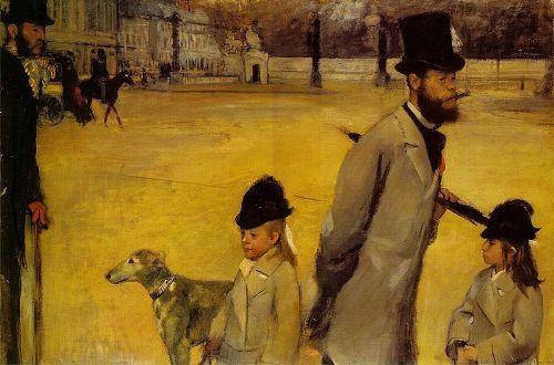 Edgar Degas Pictures