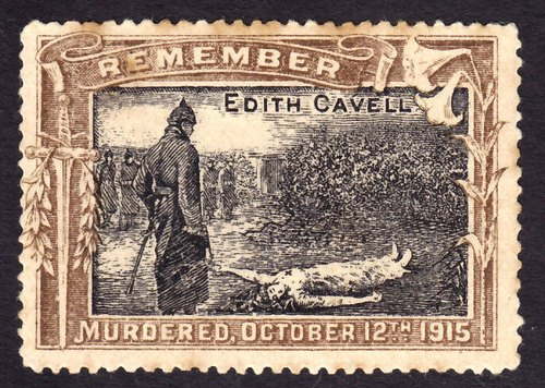 Edith Cavell Facts