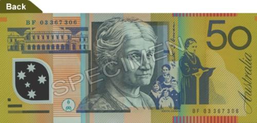 Edith Cowan Money