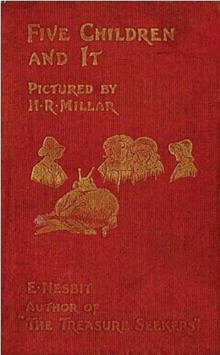 Edith Nesbit Book Title