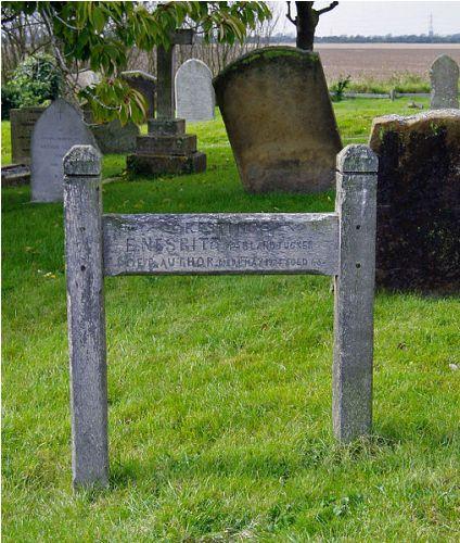 Edith Nesbit Grave