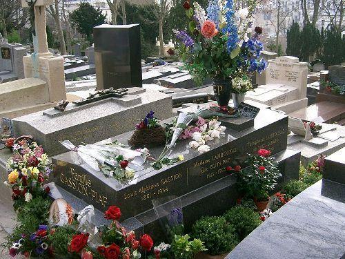 Edith Piaf Burial