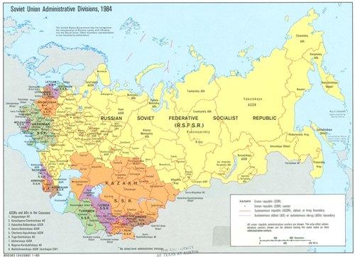 Soviet Union Economy