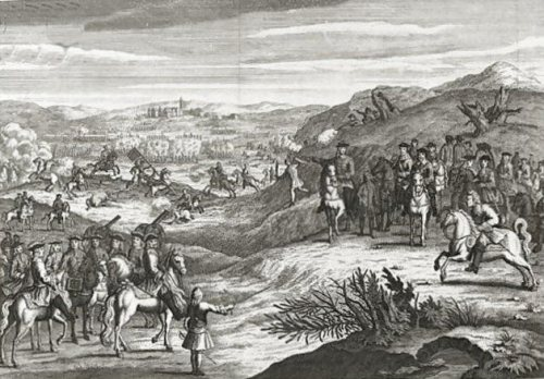 the Battle of Edgehill Pictures