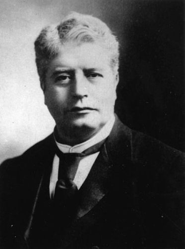 Edmund Barton Facts