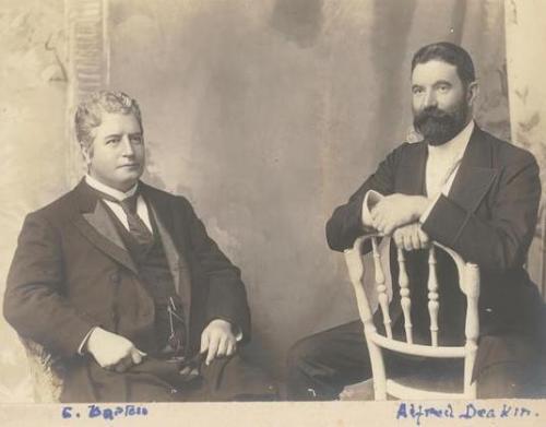 Edmund Barton Pictures