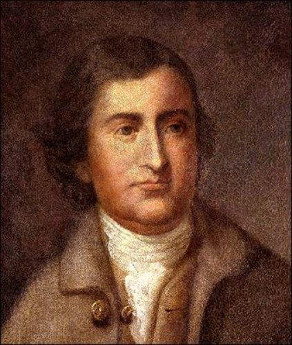 Edmund Randolph Facts