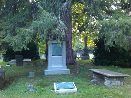 Edmund Randolph Grave