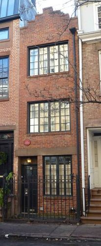 Edna St. Vincent Millay Home