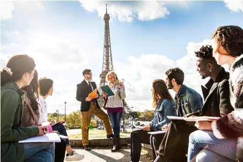 Education in France Pic