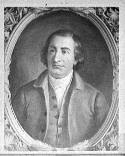 Facts about Edmund Randolph