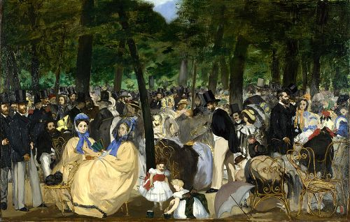 Facts about Edouard Manet