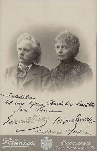 Edvard Grieg Facts
