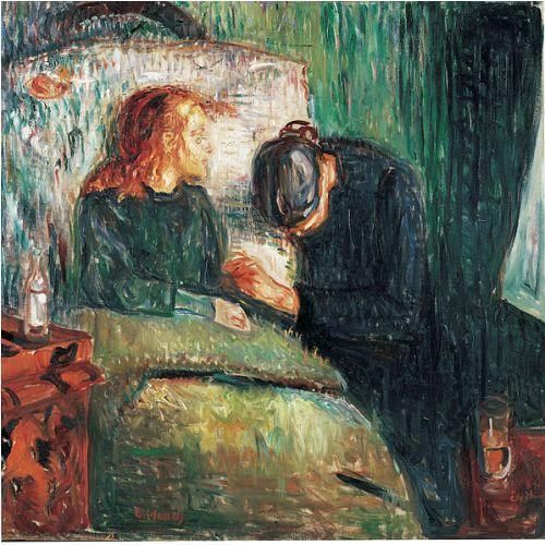 Edvard Munch 1907