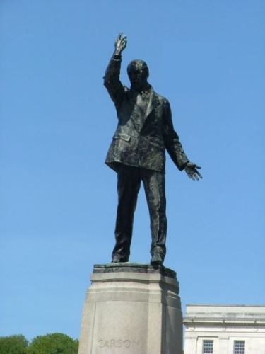 Edward Carson Statue