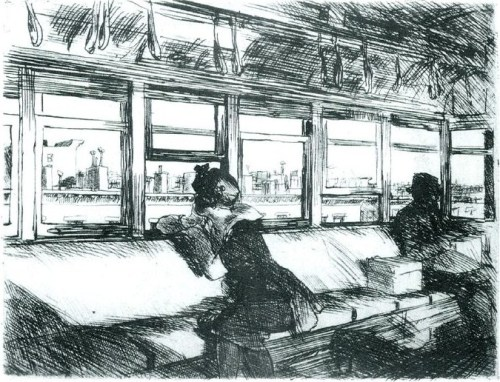 Edward Hopper 1918