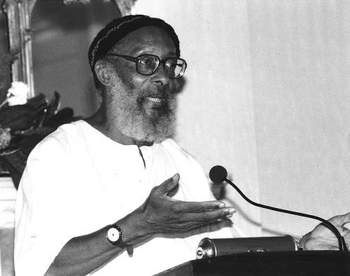 Edward Kamau Brathwaite Image