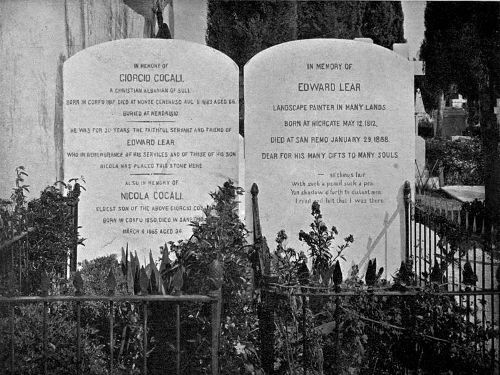 Edward Lear Facts