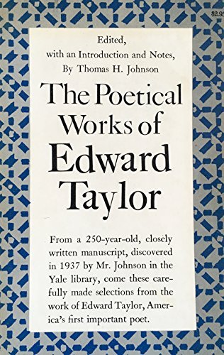 Edward Taylor Facts