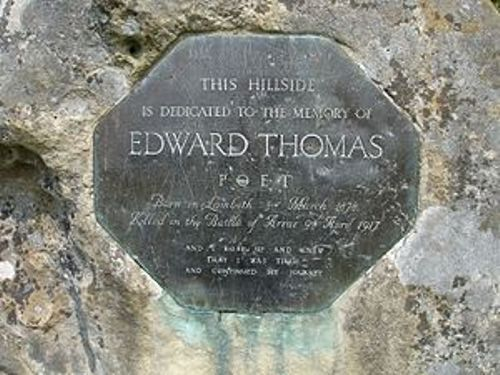 Edward Thomas Image