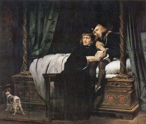 Edward V Fate