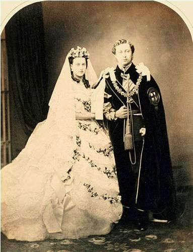 Edward VII Marriage