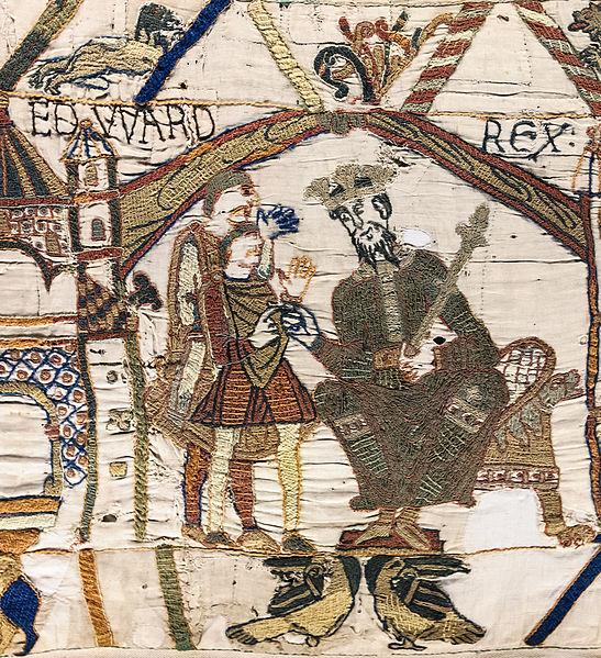 Edward the Confessor Scene