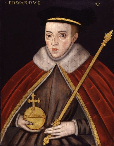 Facts about Edward V