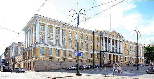 University of Helsinki Building