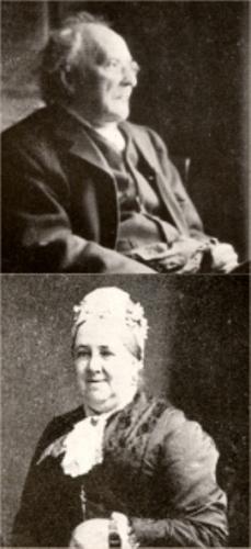 William and Ann Elgar