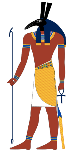 Egyptian God Seth